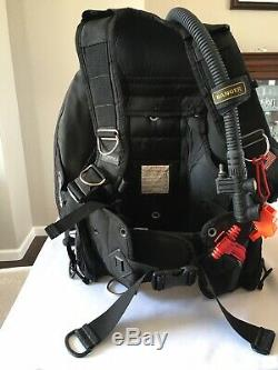 Zeagle Ranger BCD Large, black, lightly used, great condition