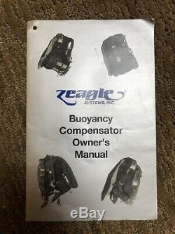 Zeagle Ranger BCD, Medium