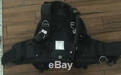 Zeagle Ranger BCD Scuba Diving Buoyancy withPouches Size LG