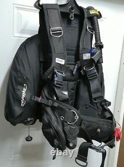 Zeagle Ranger LTD Scuba Diving BC BCD w Rip Cord XL, X Large Wing Harness Jacket