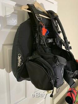 Zeagle Ranger L BCD With Dive Knife, Dive Light and SMB