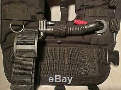 Zeagle Rapid Diver Tactical Sport NSW SEAL SAR Code-3 SCUBA Aqua Lung Rescue BCD