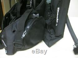 Zeagle Scout BCD Buoyancy Compensator Vest Size Large
