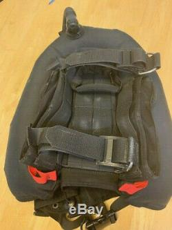 Zeagle Scout BCD with Brand new Inflator Size L