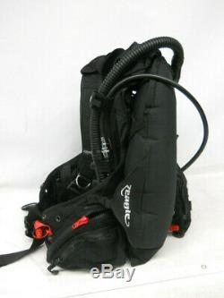Zeagle Stiletto BCD, Large, Back Inflation scuba pro diving bc l lg