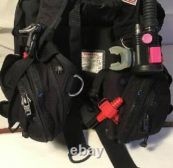 Zeagle Stiletto BCD (MD) With Scubapro A. I. R. 2, Zeagle, Buoyancy Compensator