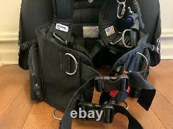 Zeagle Tech XL scuba BCD buoyancy compensator