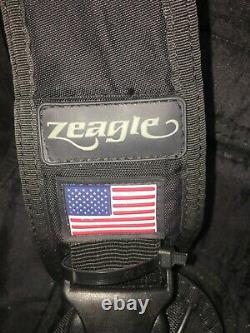 Zeagle Zena WithRip Kit BCD / Black / MEDIUM
